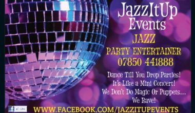 jazz it up events